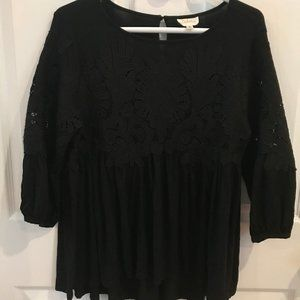 Anthropologie Deletta Top Sz S